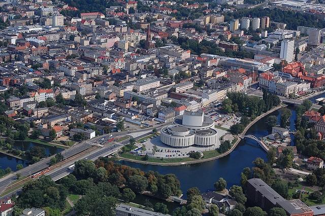 Bydgoszcz - atrakcje - stare miasto
