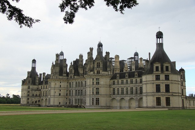 Château de Chambord by bortescristian, on Flickr