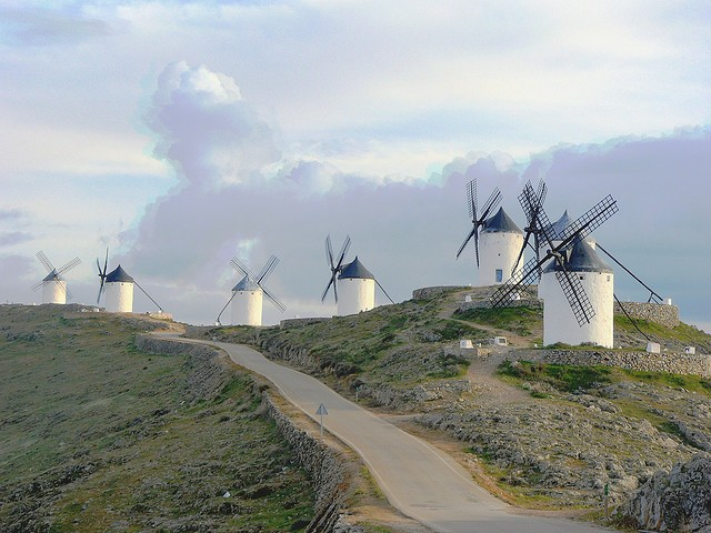 molinos-consuegra by youflavio, on Flickr