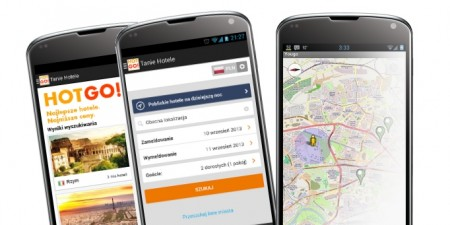 Aplikacje mobilne dla podróżników