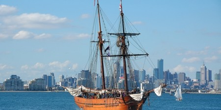 Melbourne International Tall Ship Festival 2013 by Chris Phutully on Flickr