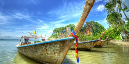 Krabi foto: Mike Behnken by Flickr