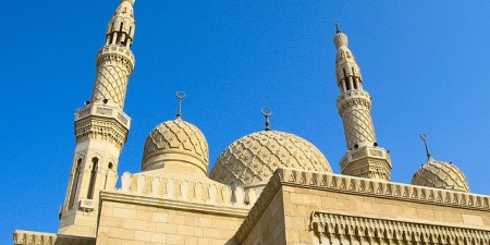 Jumeirah Mosque by atomicjeep on Flickr
