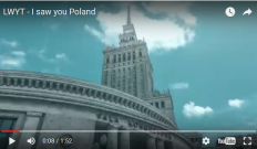 I saw you Poland foto: Youtube