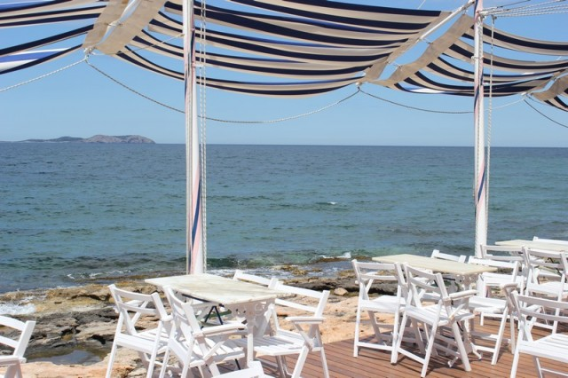 Ibiza - chillout w Cafe del Mar