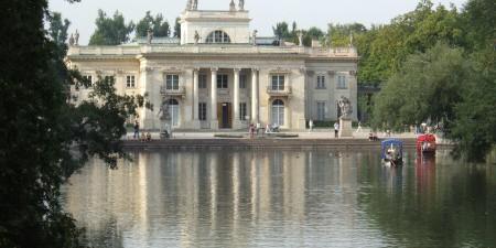 Muzeum łazienki Królewskie Warszawa Yougo