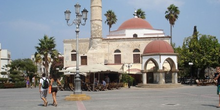 Kos Town Centre by kevgibbo, on Flickr