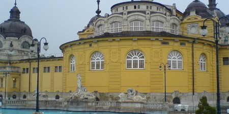 18> Saturday afternoon: Szechenyi Furdo in Budapest by TijsB, on Flickr