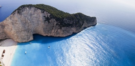 Navagio bay by welcometozante, on Flickr