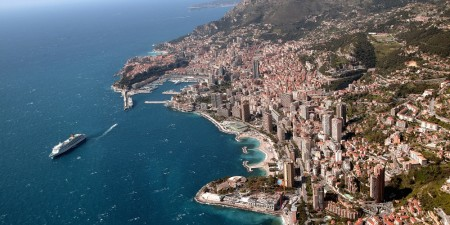 Aerial View Monaco by Roderick Eime, on Flickr