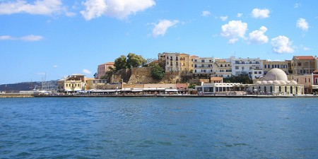 Chania harbour, Crete by AlisonQuine, on Flickr