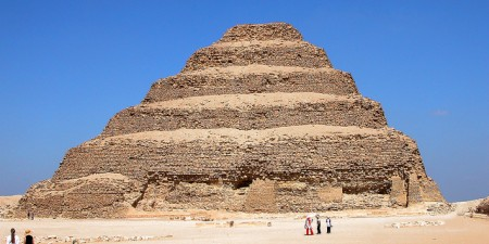 Egypt-12B-021 - Step Pyramid of Djoser by archer10 (Dennis), on Flickr